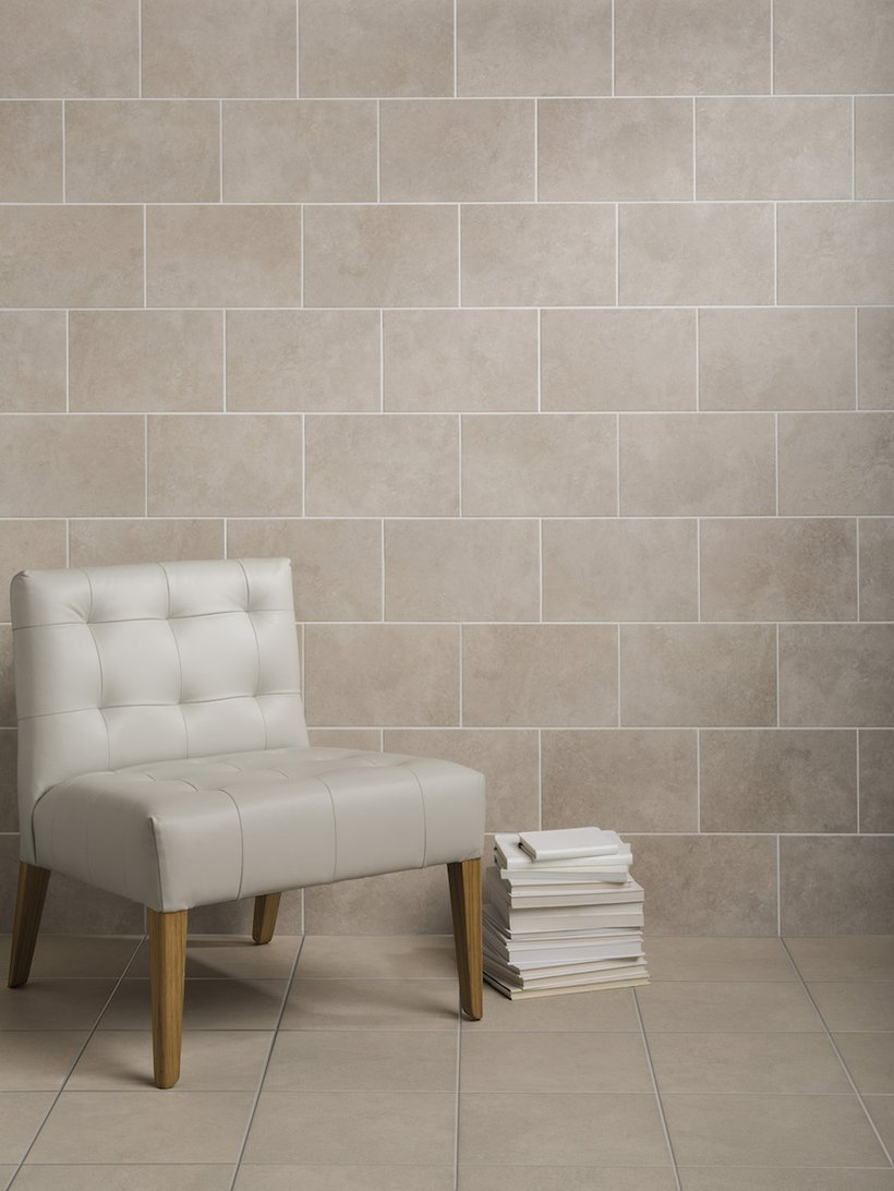 Johnson tiles johnson tiles launches five new ranges combining county rustic taupe dailygadgetfo Gallery