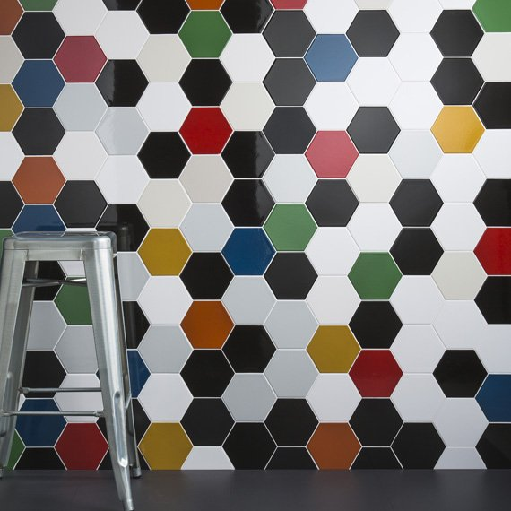 Johnson Tiles — Select Collection — Prismatics