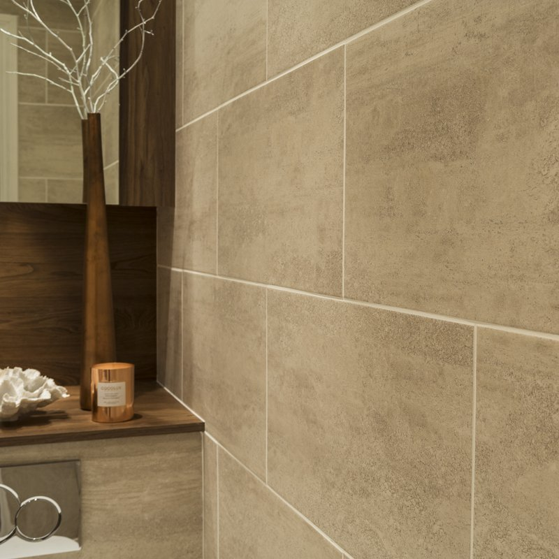 Johnson Tiles Our Ashlar Range Helped Instil A Sense Of