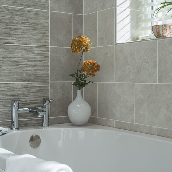 Johnson Tiles Intro Collection County Old Stone Matt Wall