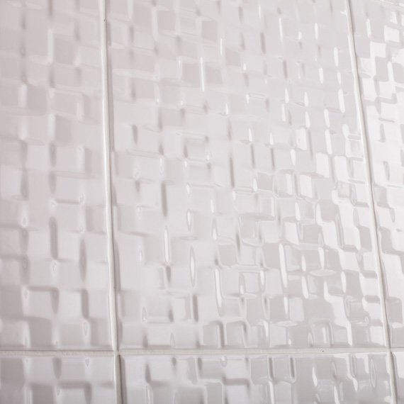 Johnson Tiles Select Collection Arctic White