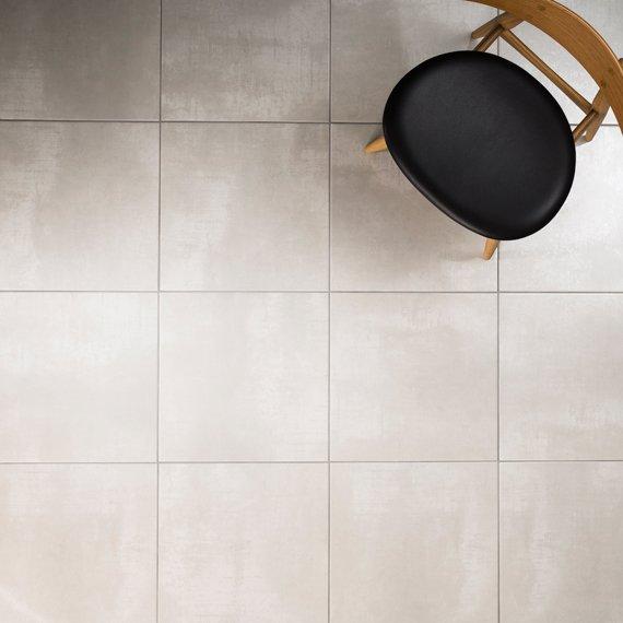 Simple  Mounted Tile Ceramic Paris Subway Satin Select Chroma Johnson Tiles