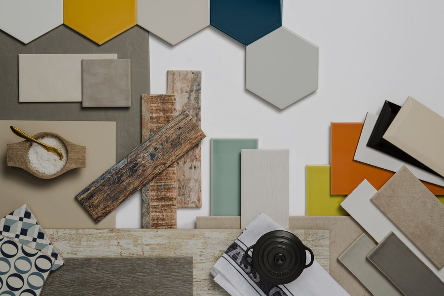 Shape & Colour: Dare to be different with Johnson Tiles