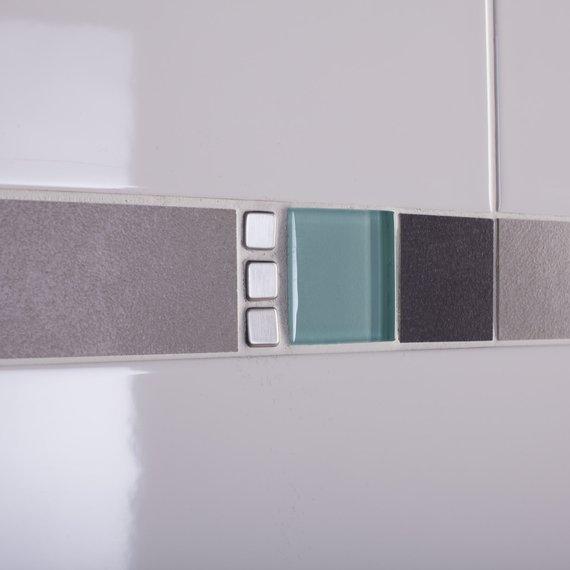 Johnson Tiles Intro Collection Borders Vitrose