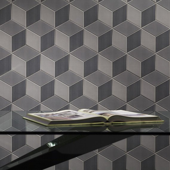 Johnson Tiles Absolute Collection Avoir Graphite D 233 Cor