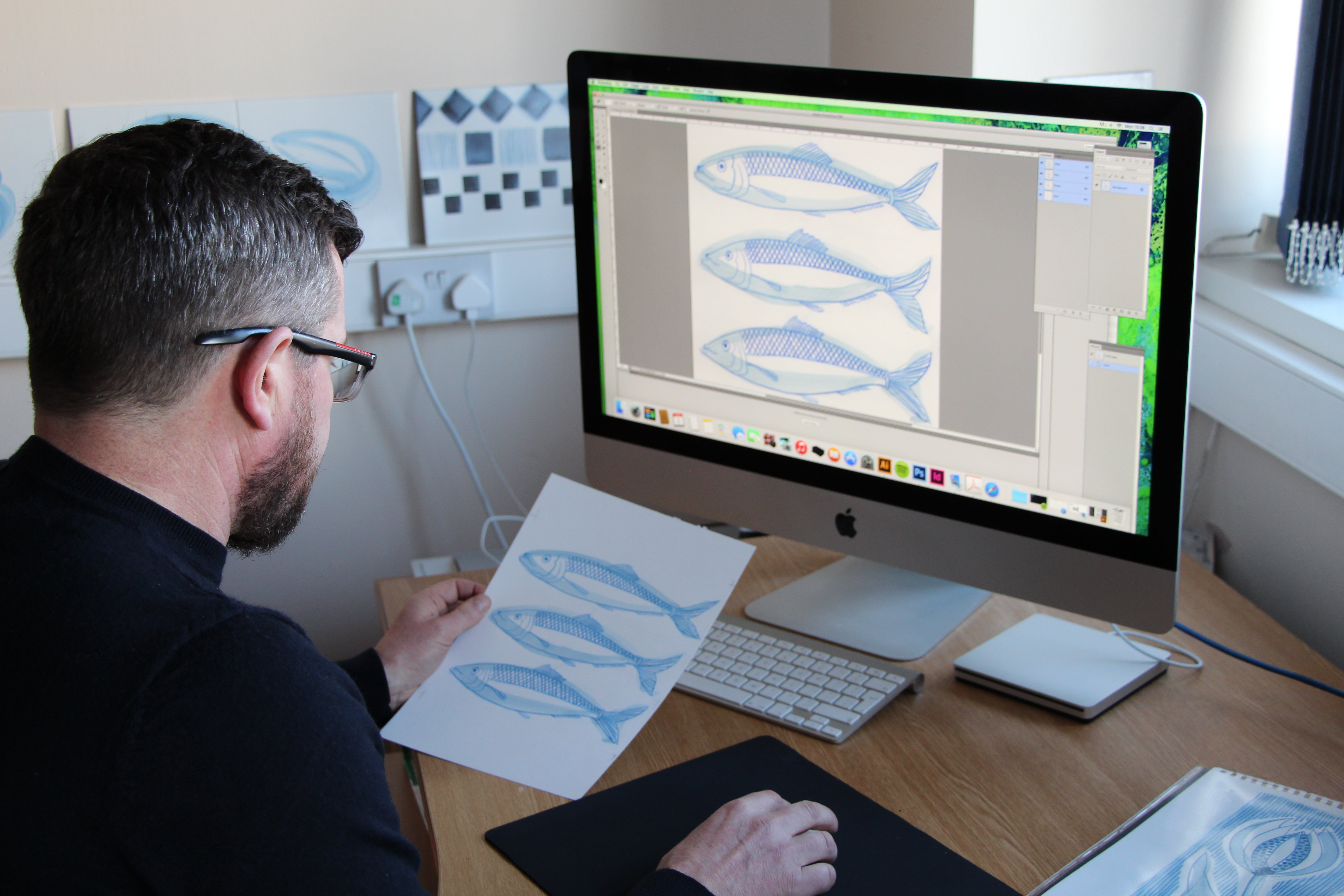 Johnson Tiles Johnson Tiles Partners With Ceramic Artist