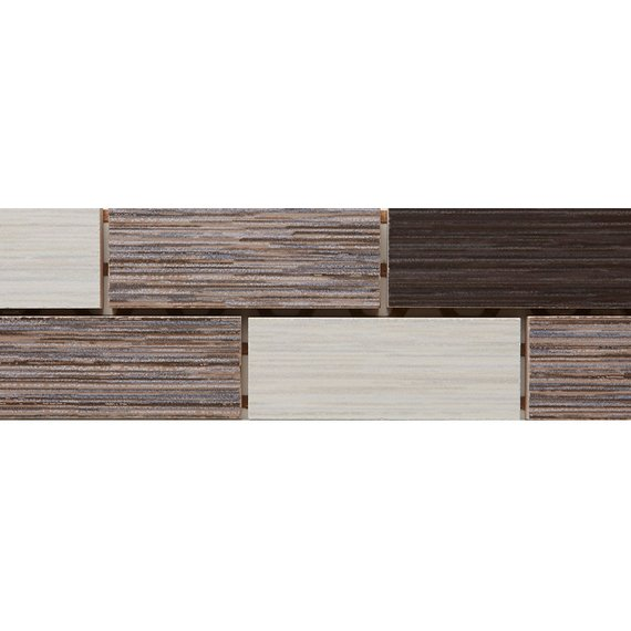 Grain, Interlocking Border (300mm x 58mm)