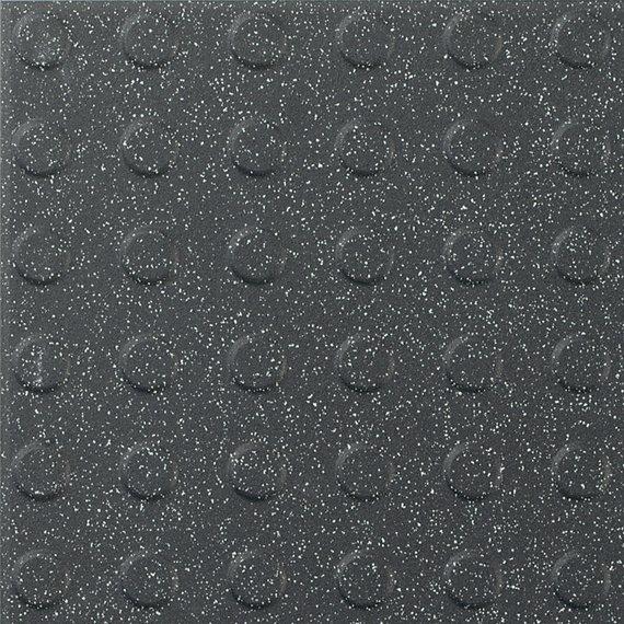 Johnson Tiles Intro Collection Kerastar Graphite Discface