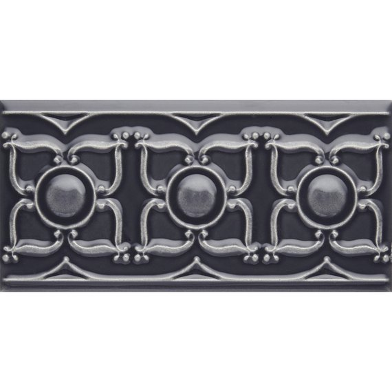 Roker, Stormy Retreat Embossed Border (150mm x 75mm)