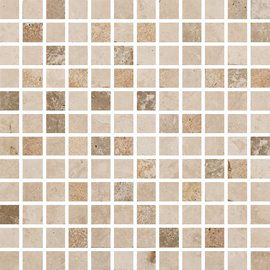 Natural Mosaics, Mixed Square