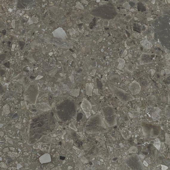 Johnson Tiles Select Collection Terrazzo Dark Stone